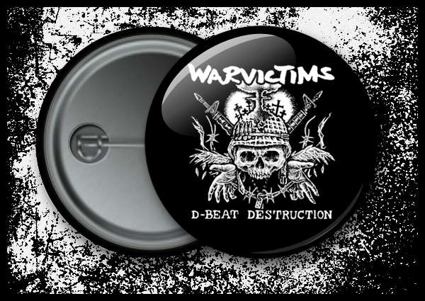 Warvictims - D-Beat Destruction