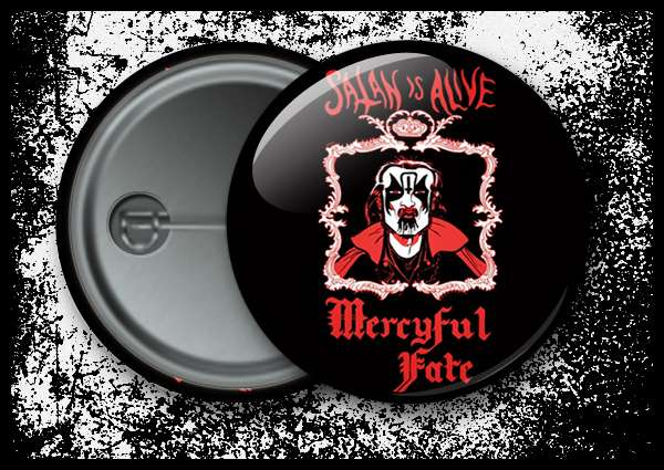 Mercyful Fate - Satan is Alive
