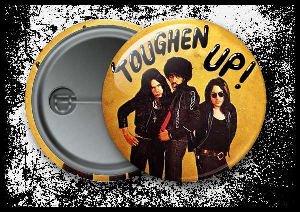 "Thin Lizzy - ""Toughen up"""