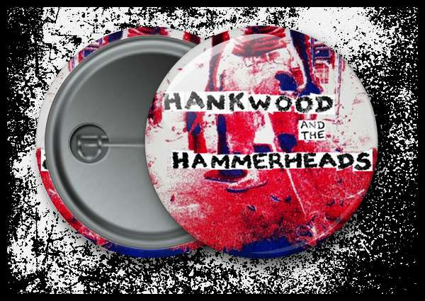 "Hank Wood and The Hammerheads - ""S/T"""