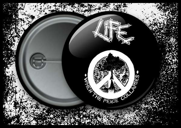 LIFE (Japan) - When the Peace Collapses