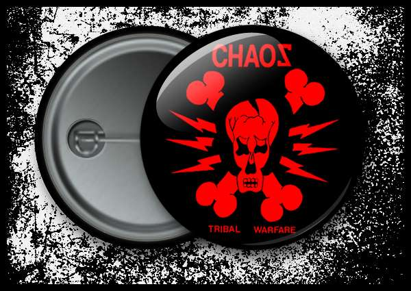 Chaos (UK) - Tribal Warfare