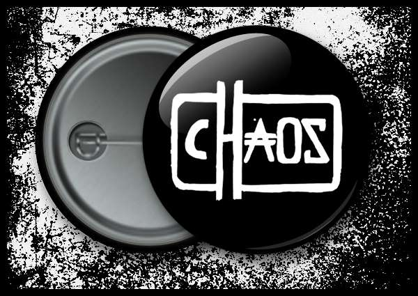 Chaos (UK) - Logo