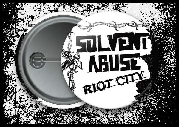 Solvent Abuse - Riot City