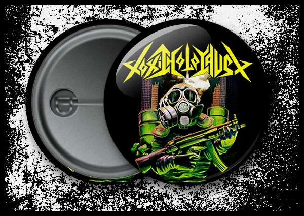 Toxic Holocaust - From The Ashes Of Nuclear Destruction ‎