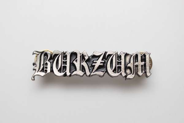 Burzum - Zamak Pin Badge