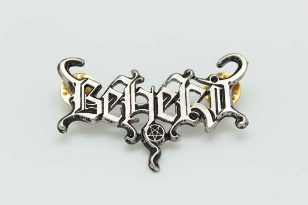 Beherit - Zamak Pin Badge Style 1