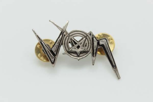 VON - Zamak Pin Badge