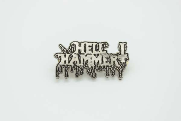Hellhammer - Zamak Pin Badge
