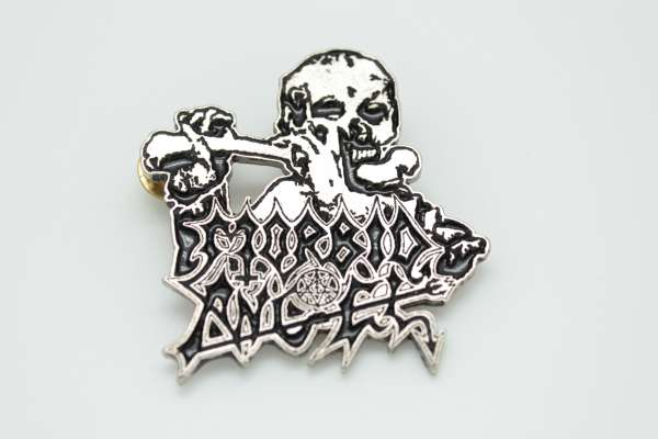 Morbid Angel - Style 2 - Zamak Pin Badge