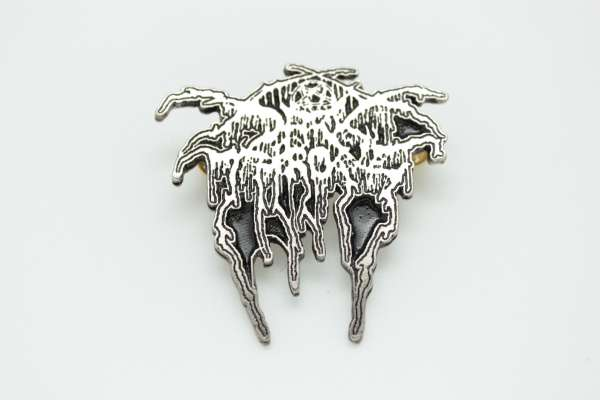 Darkthrone - Zamak Pin Badge