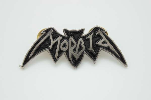 Morbid - Zamak Pin Badge