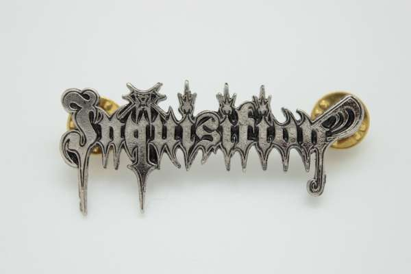 Inquisition  - Zamak Pin Badge