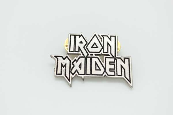 Iron Maiden - Zamak Pin Badge