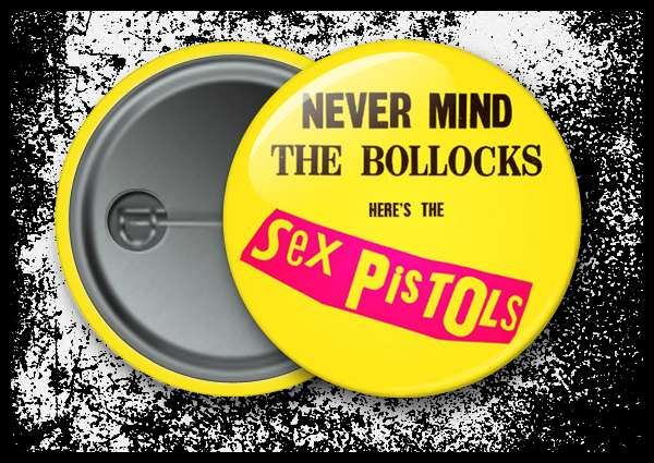 Sex Pistols - Nevermind The Bollocks