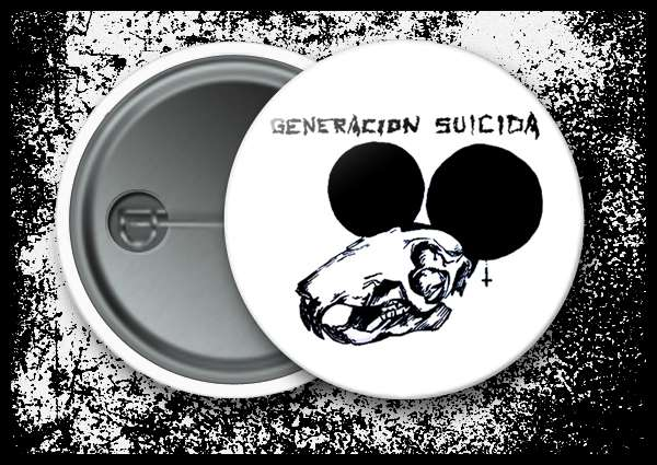 Generacion Suicida - Mickey Rat is Dead