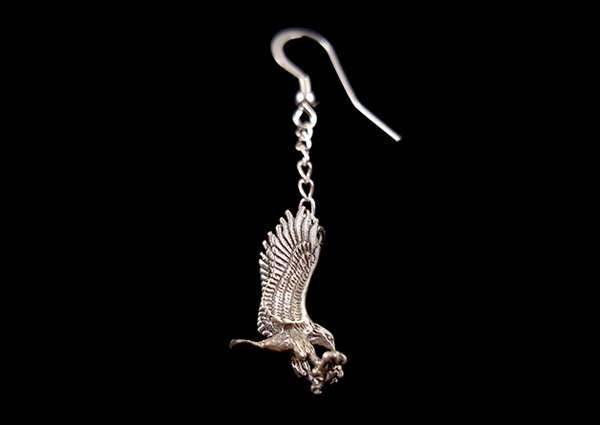 Eagle - Dangle Earring