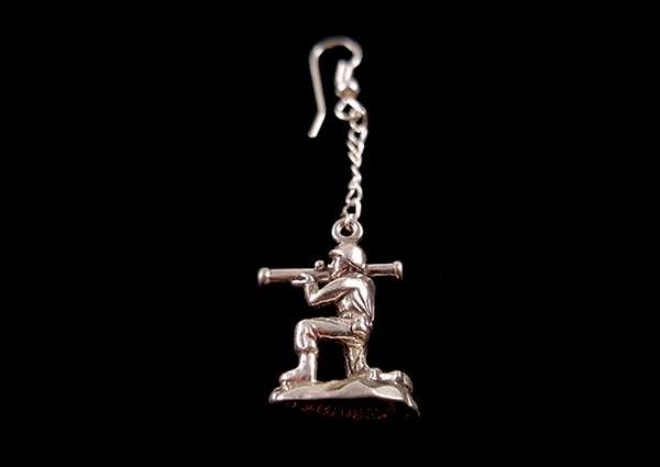 Soldier - Dangle Earring