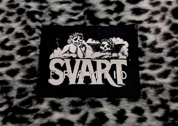 Svart Framtid - Small Patch