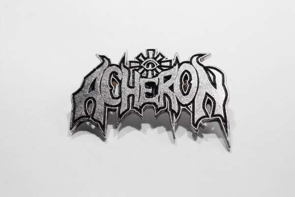 Acheron - Zamak Pin Badge