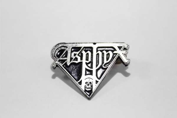 Asphyx - Zamak Pin Badge