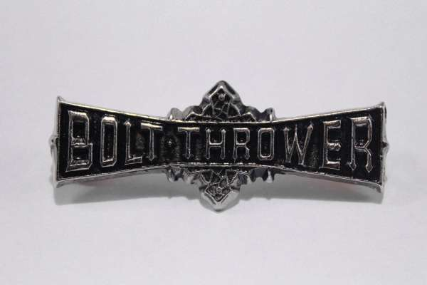 Bolt Thrower - Style 2 - Zamak Pin Badge