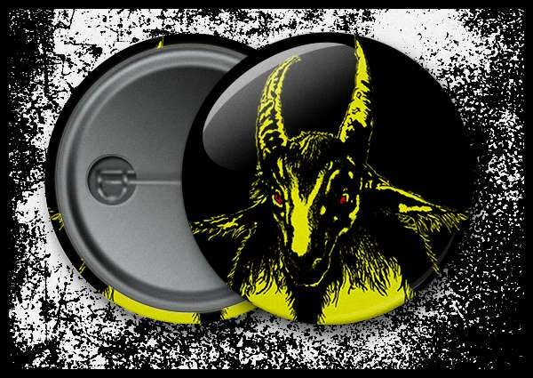 Bathory - Yellow Goat Self