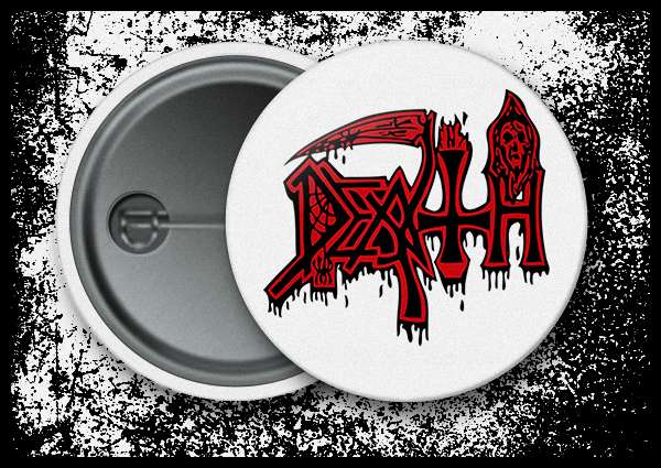 Death - Old Logo
