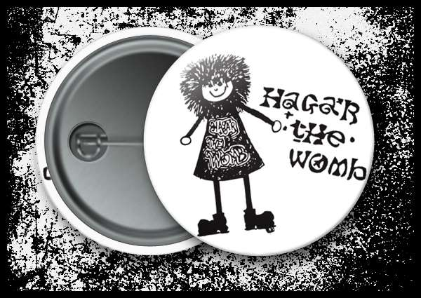 Hagar The Womb - The Time Is Nigh..The Hags Are Coming